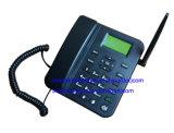 Indian bis aprovado quad band GSM 3G sem fio do telefone fixo com antena TNC destacável GSM PROGRAMA-QUADRO