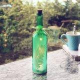 Batería de la larga vida fácil cambiar hecho en botella de la luz de la decoración del hogar del bestseller de China