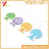 Concevoir le refraîchissant d'air de papier de véhicule pour le cadeau de promotion (YB-CF-09)
