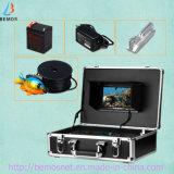 """7 """" Reeks van de Luxe van de Videocamera van de Vinder van de Vissen van de Kleur TFT de Onderwater"""