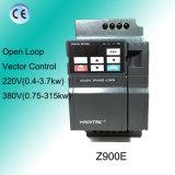 Инвертор VFD Afd VSD частоты мотора одиночной фазы трехфазный