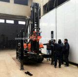 Ml200井戸の石ドリルのための携帯用クローラーDTH掘削装置