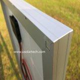 Panneau solaire à haute efficacité 80W / 90W / 100W pour éclairage solaire