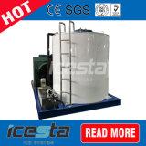 漁業のためのドラム3トンの薄片の氷の蒸化器