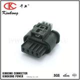 Connecteur automatique imperméable à l'eau femelle de Pin des meilleurs produits 4 de Kinkong