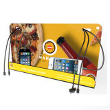 Montaje en Pared celular estaciones de carga