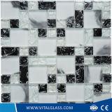 Het gekleurde Aangemaakte Gevormde Glas van het Venster van de Vlotter van het Glas Duidelijke
