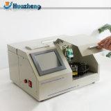 Huazheng 보정 자동 전기 기름 산성 중립화 수 분석 기기
