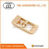 La Cina che rende a rettangolo oro chiaro insaccare l'inarcamento di Pin concentrare degli accessori