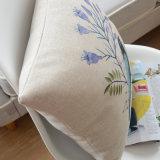 Amortiguador de encargo de lino del algodón al por mayor para el acento casero de interior de la decoración