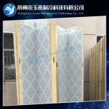 Пожаробезопасная панель PU для холодной комнаты