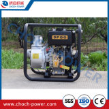 3 Diesel die van de duim Self-Priming Pomp van het Water (Korting) wordt geplaatst met de Motor van 6 PK