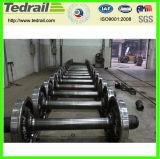 Juego de ruedas de fundición fabricado en China