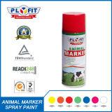 動物のマーカー、動物のマーキングのスプレー式塗料