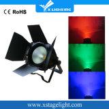 Leistungsfähiges Disco-Licht des PFEILER 200W Studio NENNWERT Licht-LED