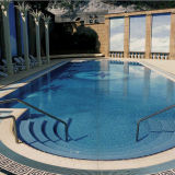 Diseño de la piscina del mosaico para la piscina