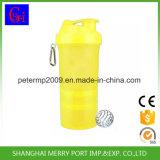 Специальная бутылка трасучки оптовой цены бутылки трасучки протеина Таможней