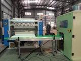 Linha de produtos da máquina dobrável de tecido