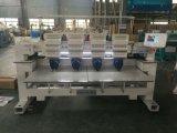 4 Head 15 Tampa da agulha máquina de bordado uniforme / Fábrica máquina de bordado Multi-Head de alta qualidade