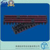 Parte superior do rolete tensor da correia de transferência de plástico 1005 com Positrack
