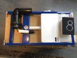 無雑音HDPE透かしの証明書が付いている保証によって埋め込まれる洗面所の水槽5年の