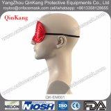 Il sonno facile libero del lattice impedice Eyemask/Eyepatch chiaro