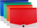 Mode et de fournitures de bureau transparent pratique boîtier portable