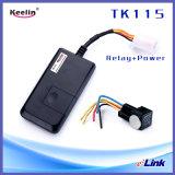 Приспособление отслежывателя GPS тележки электричества (TK115)