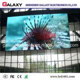 A todo color P2/P2.5p3/P4/P5/P6 en el interior de la pared de vídeo LED fijo/firmar/Billborad/Panel de la publicidad, la exposición