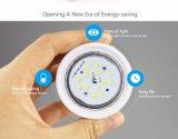 PF> 0,9 85-265V Plástico e Alum Caixa 9W E27 LED Bulb Raw Material