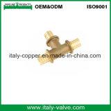 O bronze forjou o adaptador masculino dos encaixes de Pex (PEX-010)