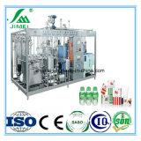 고품질 소형 소규모 우유 요구르트 주스에 의하여 결합된 생산 라인 가공 공장은 장비 가격을 기계로 가공한다