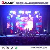 Video parete piena esterna di colore P4.81 LED per l'evento, affitto
