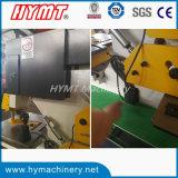 Trabalhador hidráulico do ferro Q35Y-16, multi Ironworker hidráulico funcional