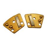 PCD для настольных ПК Инструмент Металлизированный Blade для конкретных шлифовки