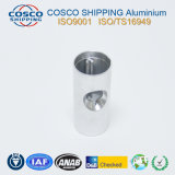 صنع وفقا لطلب الزّبون [6063-ت5] ألومنيوم قطاع جانبيّ لأنّ عناصر مع يؤنود سطح