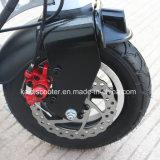 アルミニウムフレームが付いている電気スクーターを折る最も軽い2車輪