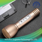 Haut-parleur sans fil Mircophone Karaoke Singing Portable High Quality