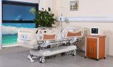 ABS手すり7機能医学ICU電気病院用ベッド