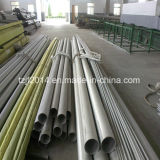 Tubulação TP304 de aço inoxidável sem emenda com alta qualidade