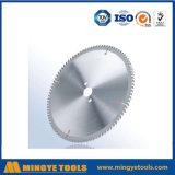 La circulaire de CTT de pièces de machines-outils scie la lame pour l'aluminium de découpage