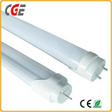 Самые популярные из алюминия и ПК T8 светодиодные лампы внутри фонаря освещения трубы AC110V/220V