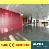 Потолок алюминиевого составного металла плитки комбинации потолка ый
