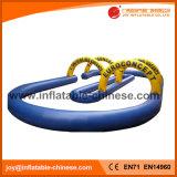 Trilha de competência inflável do carro da trilha de raça do ar para os miúdos (T9-605)