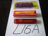 Harmonica Брюс 10 отверстий для подарка