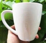 Taza inspirada divertida del café sólo 11oz con insignia