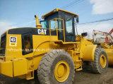 Caricatore della rotella della pala del trattore a cingoli 966g dell'usato (CAT usato 966)