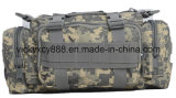 Bolso militar de la cintura del camuflaje 3p del solo pecho al aire libre del hombro (CY3613)