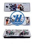 Painel de controle do manche da arcada do console do jogo de 2 Palyers para a venda (ZJ-HAR-10)
