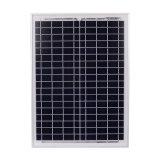 20W poli carica del comitato solare 18V per la batteria 12